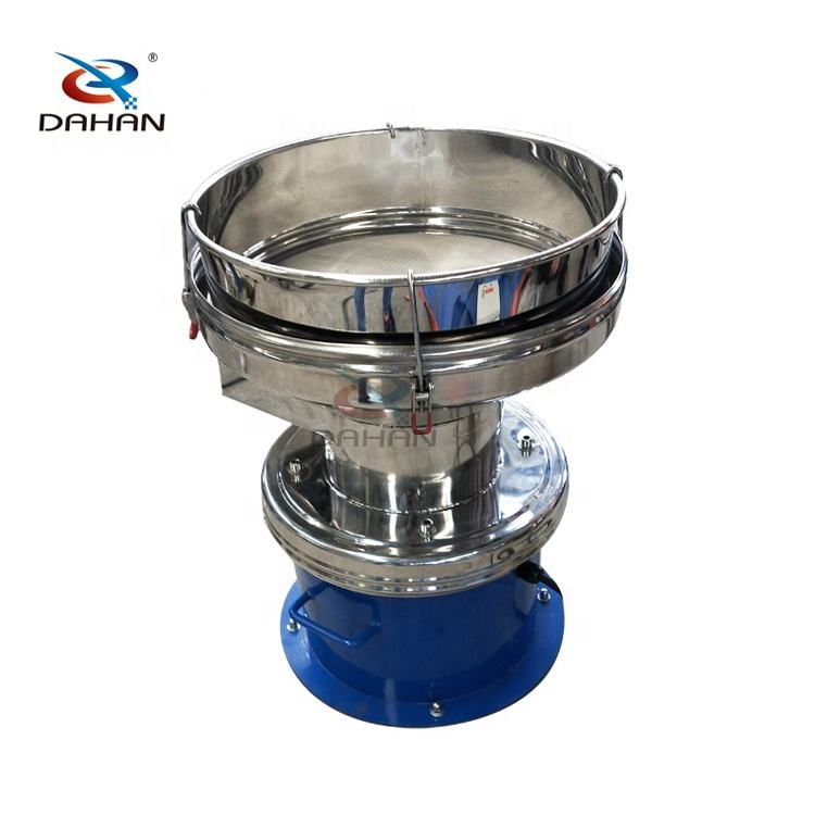High Quality Vibrating Filter Screen Sieve Machine For Spice With 15/30/40 Mesh