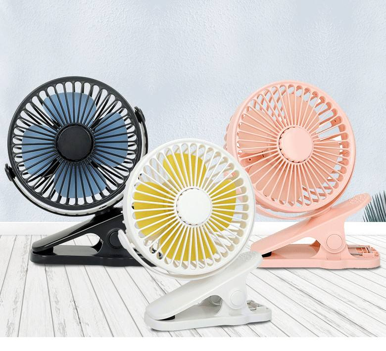 3 kinds speed portable rechargeable usb mini electric hand fan Rechargeable Battery with Mini Fans