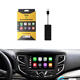 carplay adapter usb dongle car android auto apple play box for iPhone and Android car multimedia player