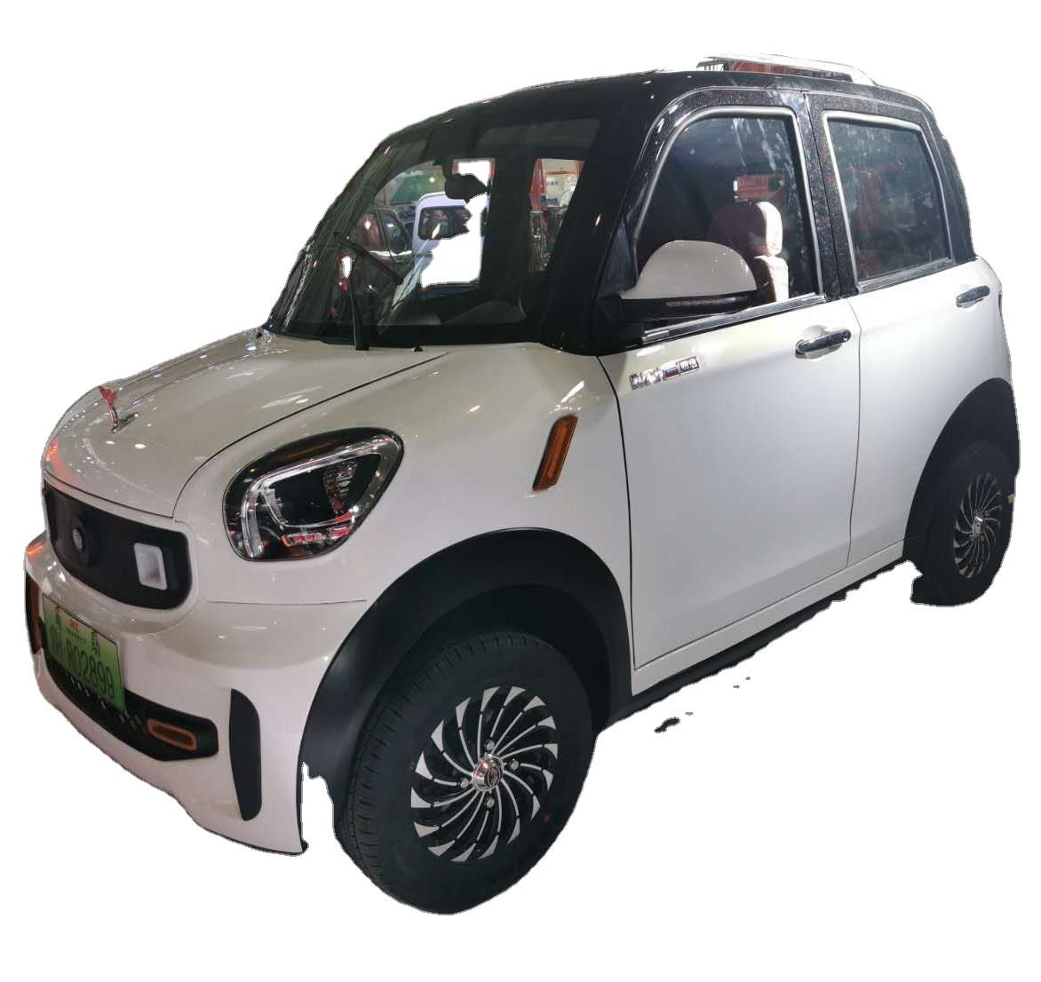 New cars electric family chinese four wheel 4 seat Electric vehicle for adults