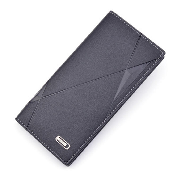 Wholesale Trend box packaging security rabbit mexican leather wallets mens long wallet oem document tactical man clutch wallet