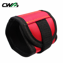 High quality Multi-color  Strong and powerful magnet picker hand strap magnetic wristband