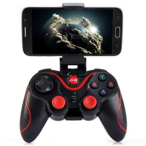 X3 Wireless Gamepad Game Controller for Smart Phones/ PC Wireless Remote Controller VS MX3 6-Axis Gamepad X3 PK for PS4