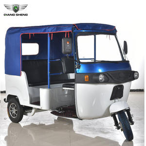 2020 three motor taxis and bajaj are good quality tuk tuk in the electric car market