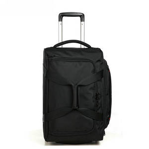 AspenSport hot sell carry on duffle large capacity overnight 24inch travel trolley luggage bag