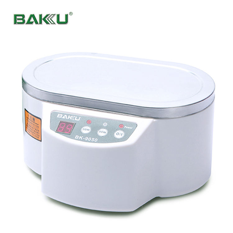 New design 0.6 l printhead ultrasonic cleaner with high quality BK-9050