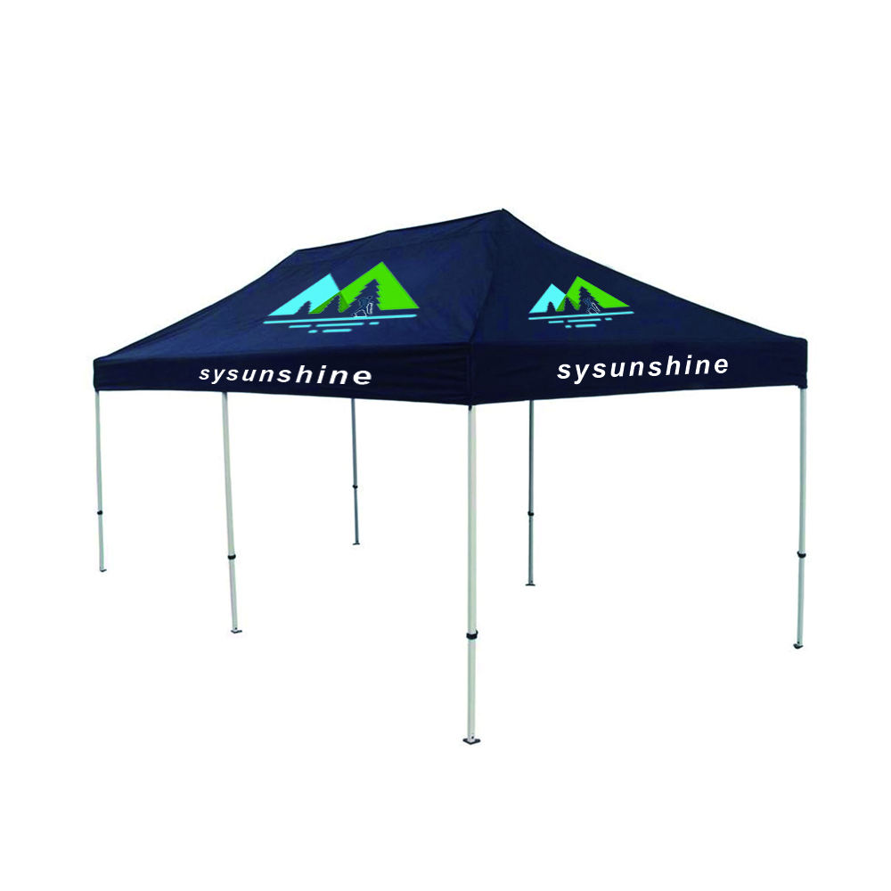 Outdoor canopy tent 3 x 4.5 Promotion customized trade show folding popup tent