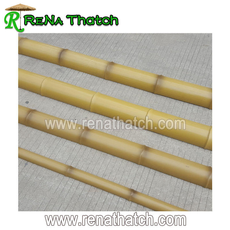 Plastic bamboo artificial
