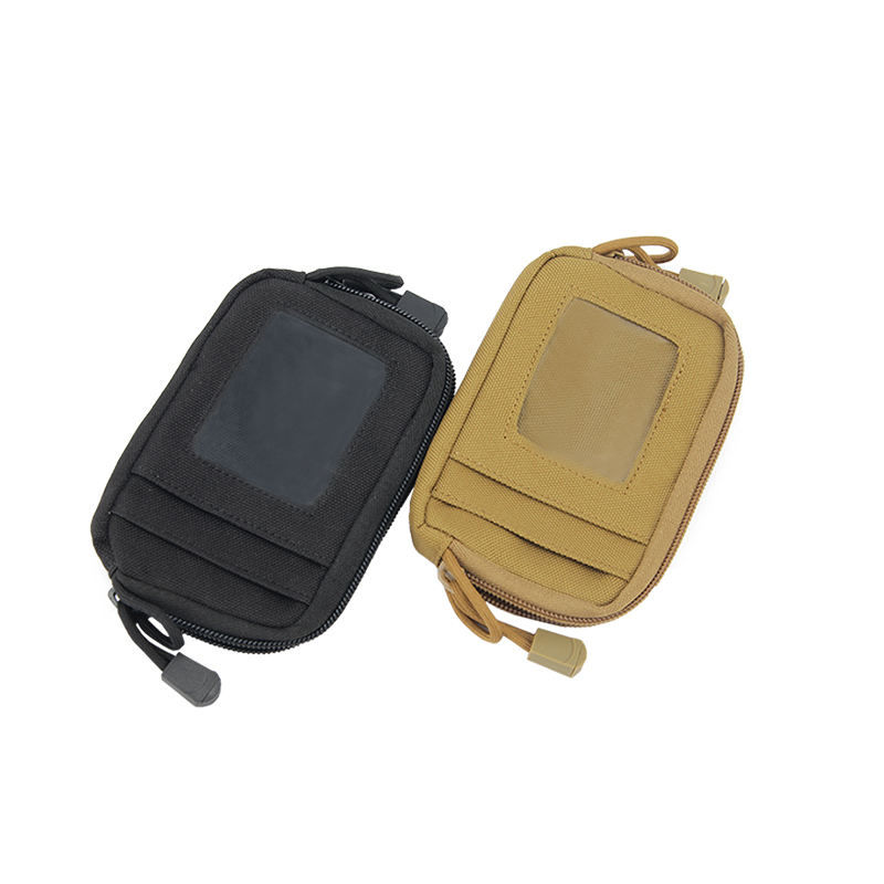 Popular Fashion Army Portable Purse Tactical Edc Wallet Carry Bag