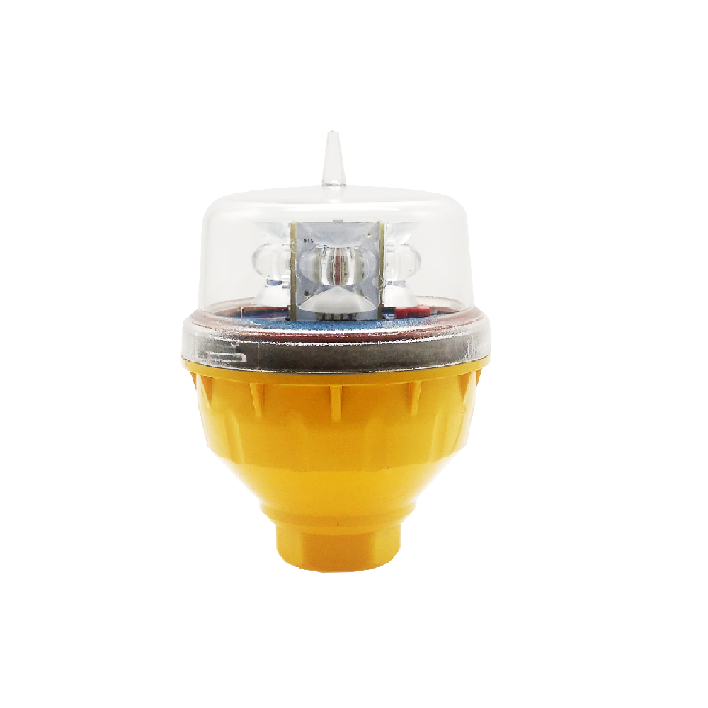 AH-LI-B2 Low - Intensity Single Aviation Obstruction Light with Steady Burning or Flashing Adjustable