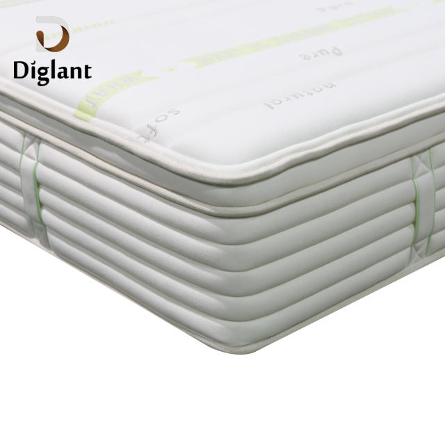 Memory Inflatable Mattress For Hotel D46 Diglant Bedroom Sets Pillow Inflatable Natural Latex Hotel Memory Pocket Spring Queen Foam Mattress For Bedroom Furniture