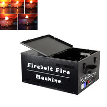 Dj show stage effect equipment gas fire machine DMX control flame fire machine for disco ball