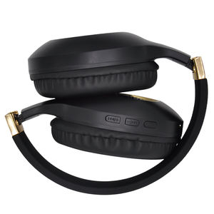 2020 New Wireless and Wired 2 in 1 Foldable Stereo ANC Cover Ear Headset Active Noise Cancelling Headphones