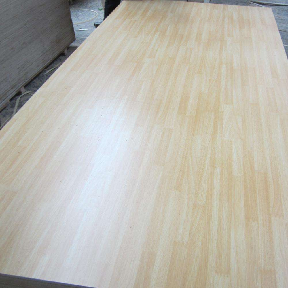 Hot Selling 4x8 Melamine Plywood/mdf Board With Wood Grain Designs