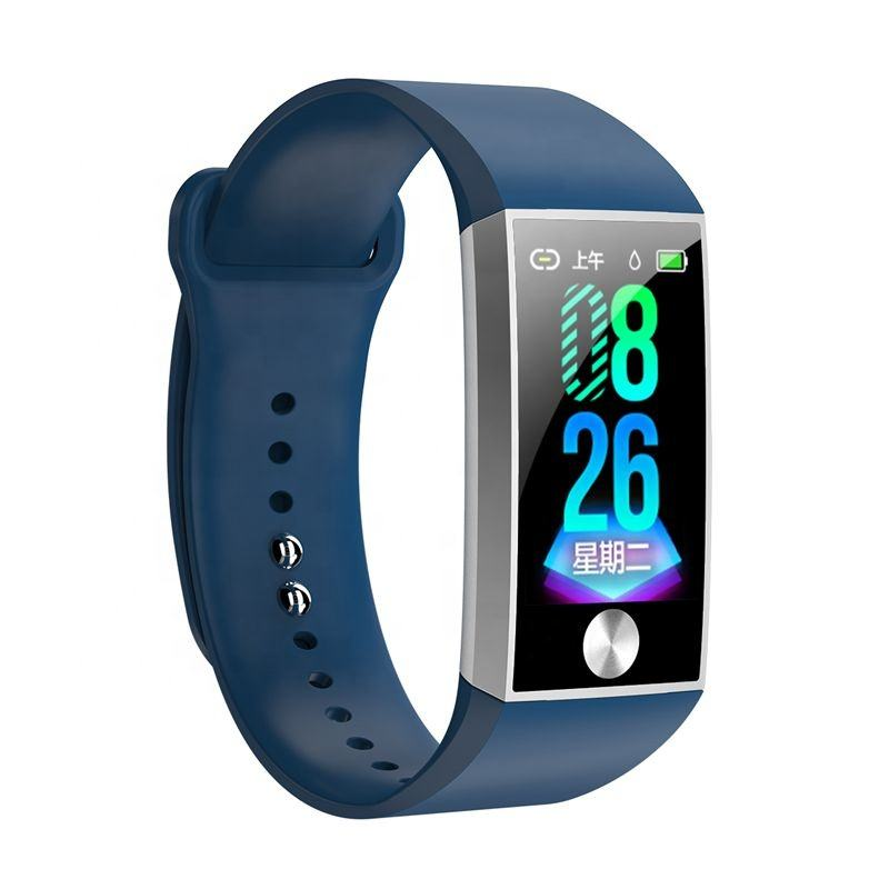 Smart gps armband benutzerdefinierte smart uhr smart fitness armband mit ppg ekg app download