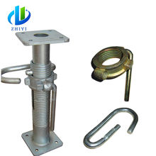 steel props ! concrete forms scaffolding shoring post props jack with low price