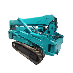 China Honormach Brand Mc285 Mc305 Maeda Mini Spider Crawler Crane