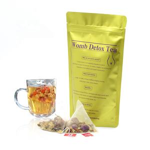 Customized Logo 100% Natural Womb Herbal Detox Tea