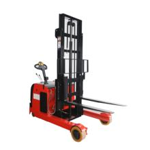 Hot sale professional lower price forklift jack electric lift trucks with low speed gear pump