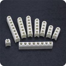 High temperature resistance dry pressing 1-8 holes steatite ceramic band heating element