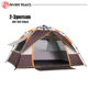 Folding Beach Tents Camping Outdoor Wholesale Custom Lightweight Ultralight Outdoor Large Family Waterproof Folding Beach Easy Install House Automatic Camping Tents