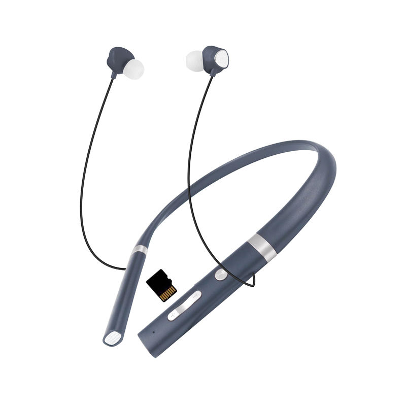 Kopfhörer MP3-Player Sport Wireless Head phone Sweat Proof für <span class=keywords><strong>iPhone</strong></span> und Android Neckband Bluetooth Ear phone
