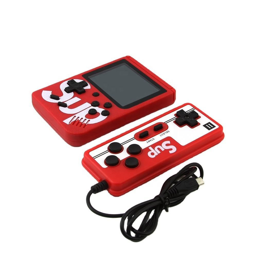 Sup X Game Box 400 in 1 Game Boy with Controller 2 Players PSP Handheld Game Player
