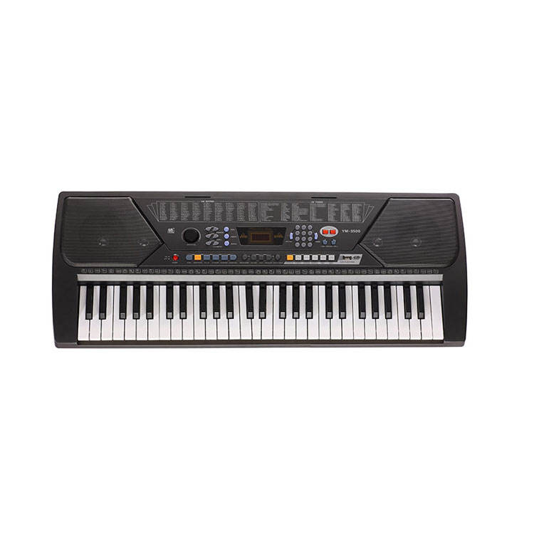 Profesional 54 keys electronic organ keyboard key electronic piano organ