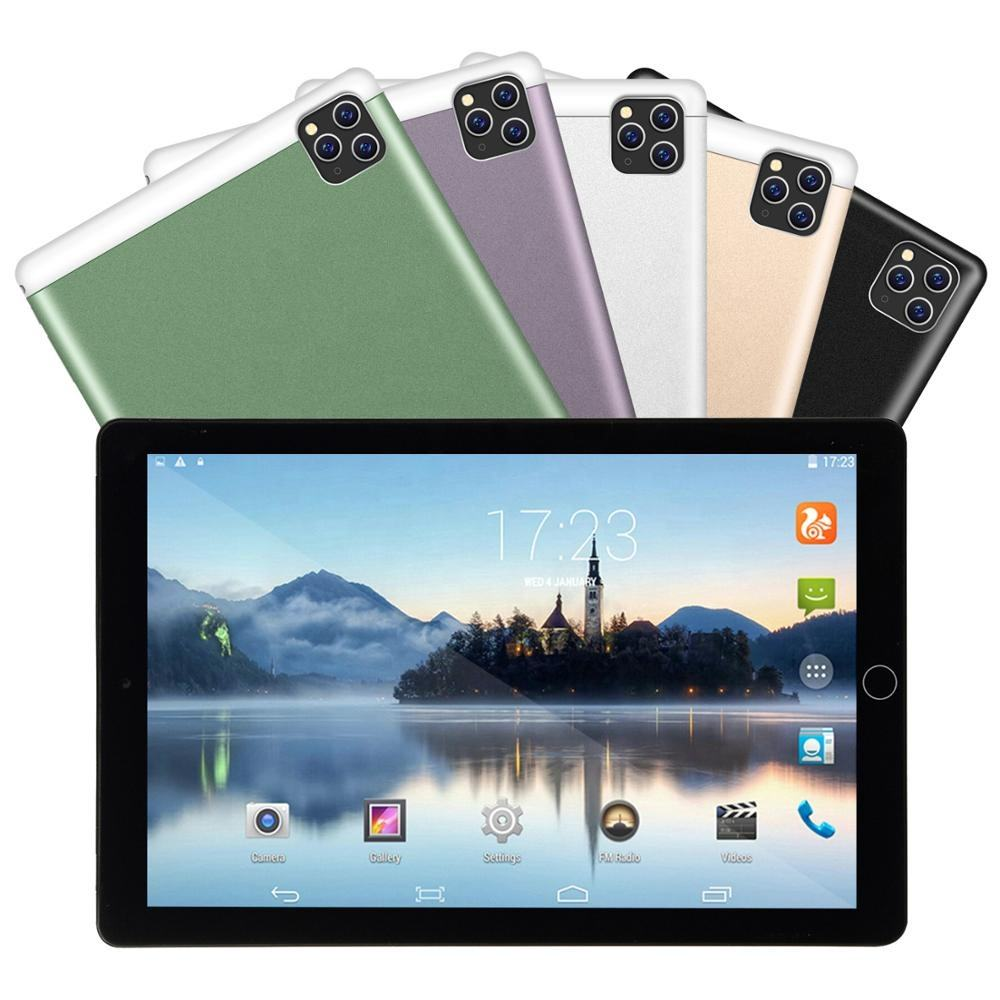 2020 New 10inch Gorgeous Screen Smart Pad Quad Core Smart Tablet Wifi Android Smart Pad PC