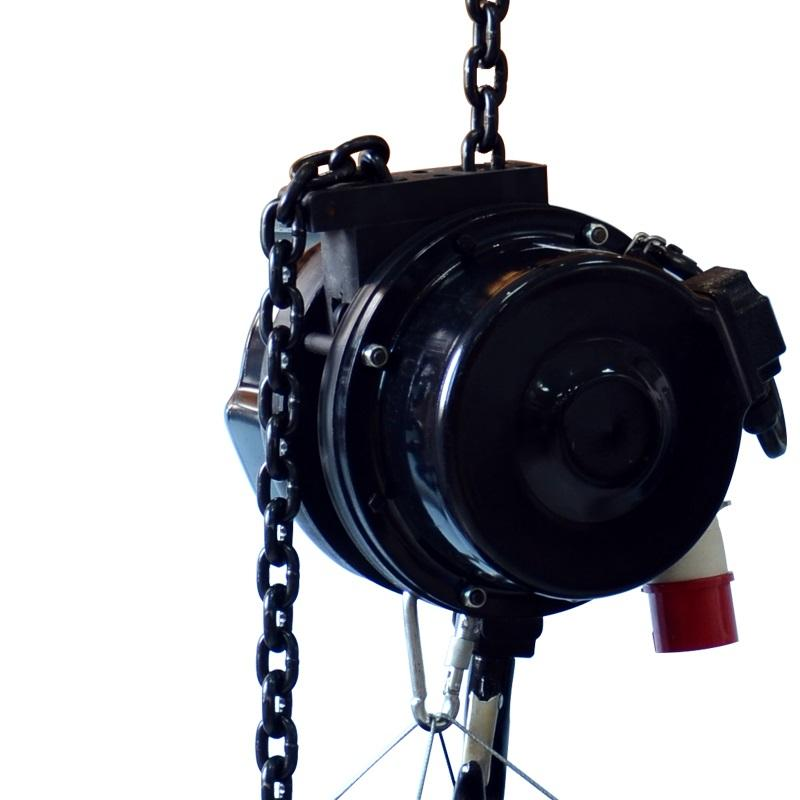 high quality S6 500kg*25m entertainment stage hoist with FEC chain