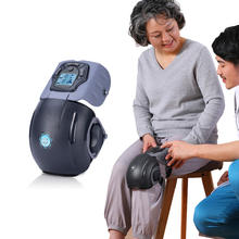 Traction machine physiotherapy knee pain relief for joint disease