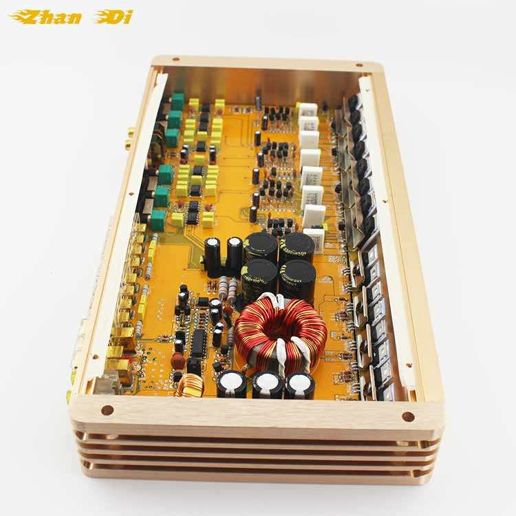 OEM The maker 10000 watt professional hifi high-power 4-channel amplifiers system 12V car audio 4 channel power amplifier