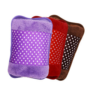 rechargeable hand warmer bag massage pain relief pillow electric hot water bottle