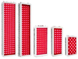 SGROW VIG Series US Stock Free Shipping 660nm 850nm Near Infrared LED Therapy Light Red Light Therapy Panel