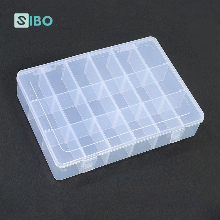 Accessory Gear Hook Plastic Boxes Fishing Tackle Boxes For Fishing Accessories Storage