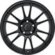 17X7.5 ALLOY WHEEL for OZ grigio corsa ultralegger Racing Formula HL design under cut side and concave style