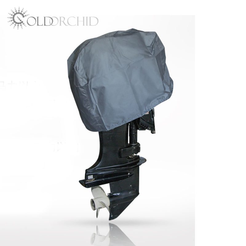 Outdoor waterproof engine cover 600D oxford outboard boat motor cover