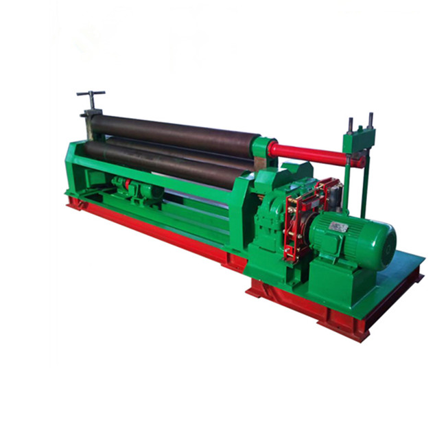 Three roller mechanical rolling machine from DECO