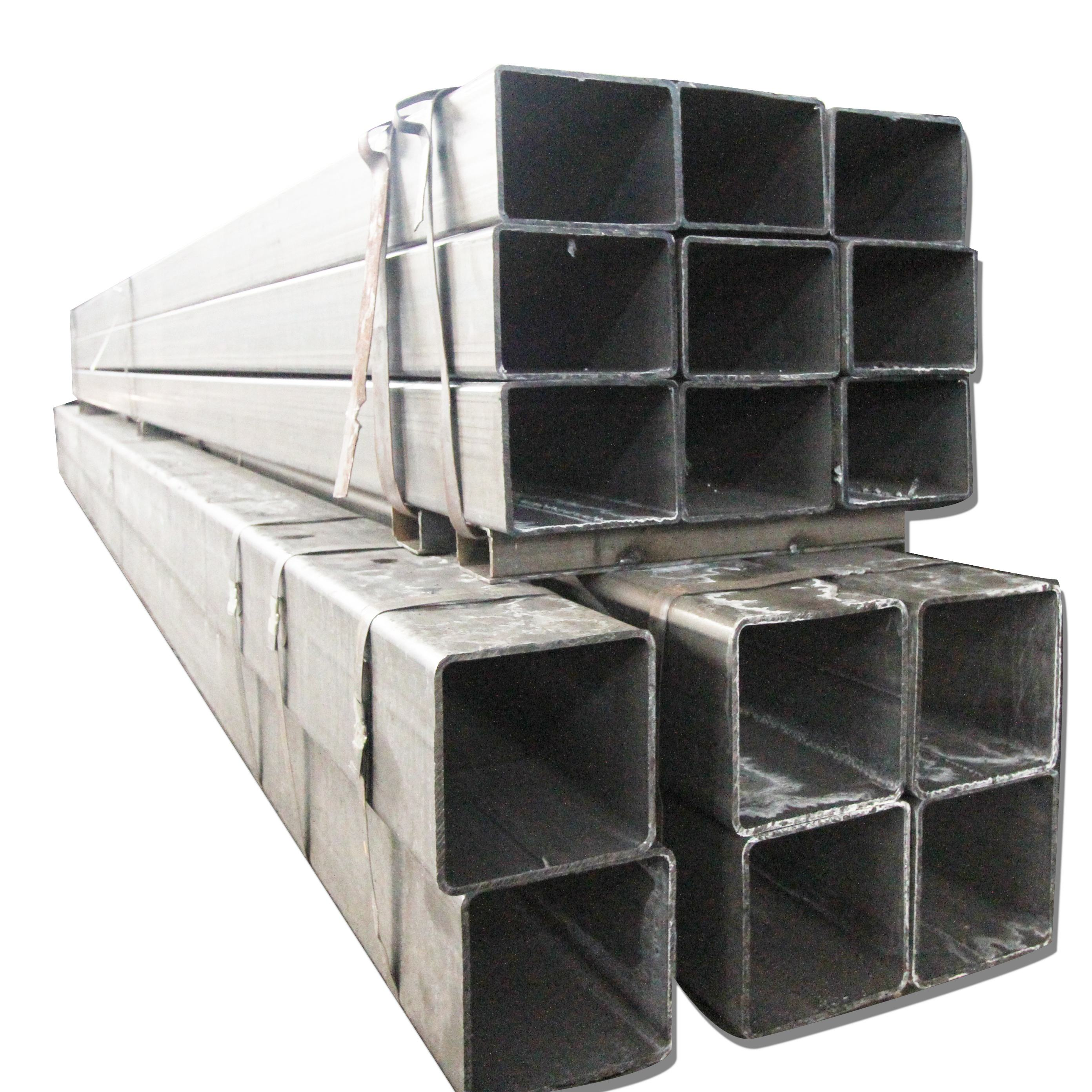 Hollow Section GI Pipe Square Tube 20x20 mm Steel Galvanized Steel Hollow