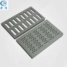 Building Material Storm Drain Grating Cover Metal Grating Drain Cover Steel Grating Mesh