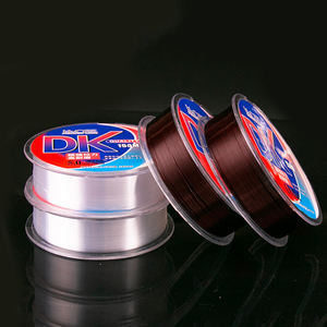 Free sample Japan nylon monofilament fishing lines 150m Super strong Fishing Mainline