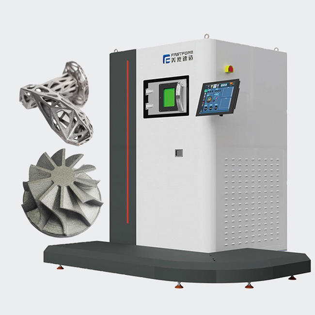 Industrial-grade high-precision 3d laser printer, which can print metal powder materials 3D printer hotend