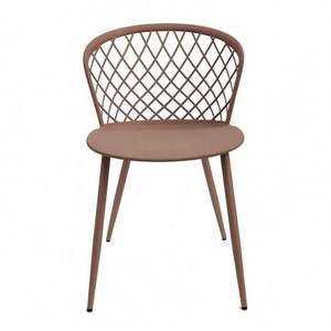Free Sample Cheap Bazhou Wholesale Modern Design Plastic Dining Chair Price for Sale