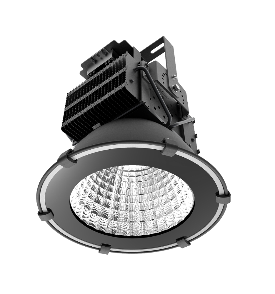 LUXINT High Quality Aluminum SMD Led Spotlight 100w 200w 400w 600w 800w 1000W Led Spot Light 100W