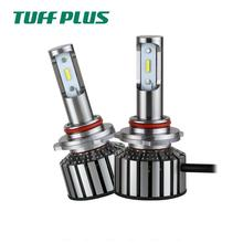 200% brighter than halogen csp  auto lighting system 78w 9005 led headlight bulb kit