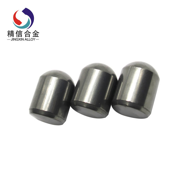 High Hardness Cemented Tungsten Carbide Button Mining Button Tips with high Hardness