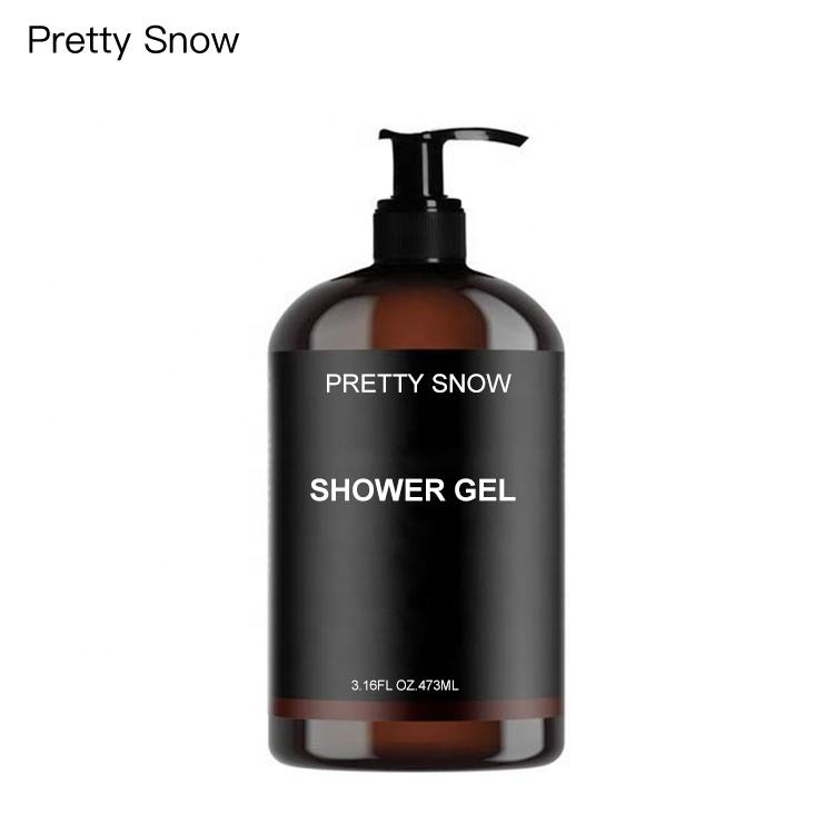 skin wholesale whitening private label body wash moisturizing brand shower gel