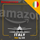 China Shipping Cheapest Air Freight FBA Amazon To Italy From China Shipping Freight Forwarder
