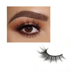 Free Sample 100% Real Private Label 3d Mink Lashes Vendors With Own Brand