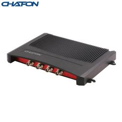 CHAFON Impinj R2000 chip support RSSI high performance fixed uhf rfid reader  with RS232 and TCP/IP interface